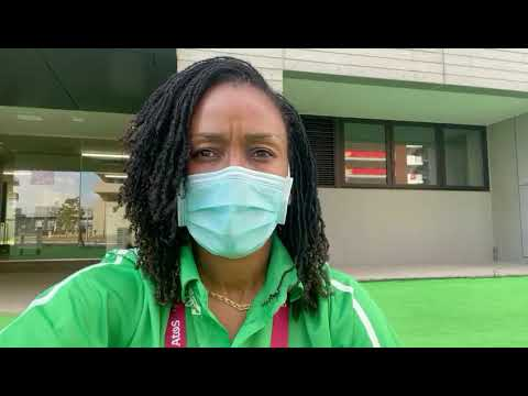 VIDEO: Oshonaike Speaks, Feels Lonely After Losing To USA's Liu Juan