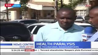 Health paralysis as Medical practitioners go on strike in Vihiga county