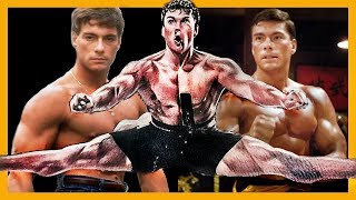 La Impactante Historia de Jean Claude Van Damme