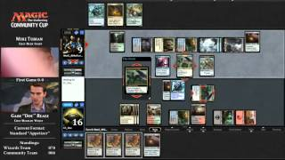 2015 Magic Community Cup Round 7 (Ironroot Chef Appetizer: Standard)