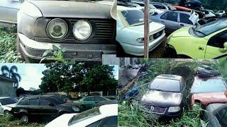 BMW 518i 1993-JUNKYARD KAMPAKAN INDONESIA-PARUNG BOGOR
