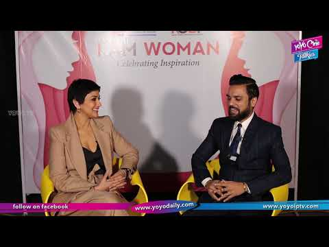 Sonali Bendre honoured with the I Am Woman Award 2019 | Bollywood | YOYO Cine Talkies