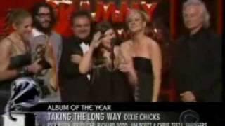 Dixie Chicks Grammy Moments
