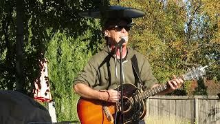 """We Will Shine"" -  Freedy Johnston live at The Farha Backyarder"