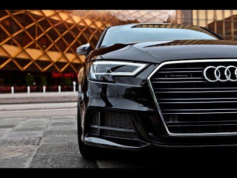 Audi A3 Sportback Хетчбек класса B - рекламное видео 2