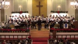 02 God Rest Ye Merry, Gentlemen - Christmas Fantasia - Chester United Methodist Church