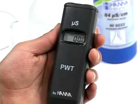 Video instructivo HI 98308