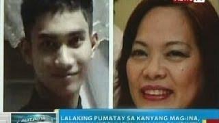 Lalaking pumatay sa kanyang mag-ina sa Cavite, hawak na ng pulisya; umamin sa krimen