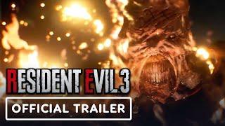 Resident Evil 3 Remake - Official Nemesis Trailer