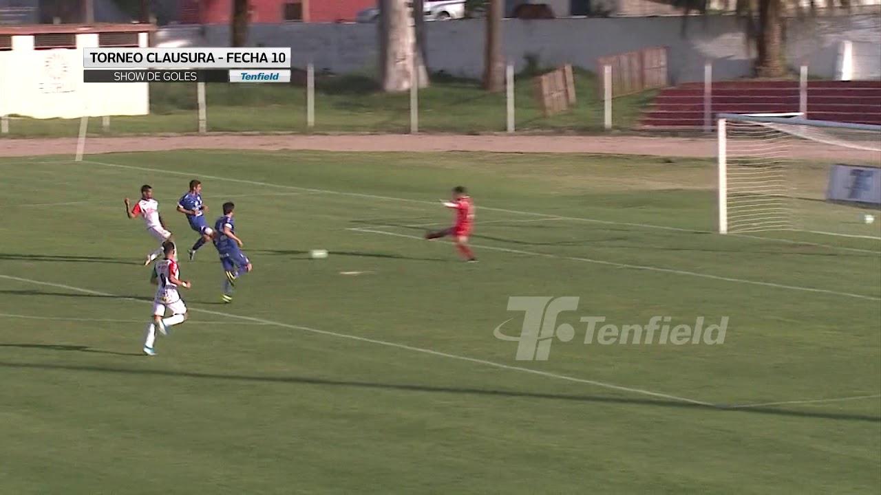 Show de goles de la fecha 10 del Clausura 2019
