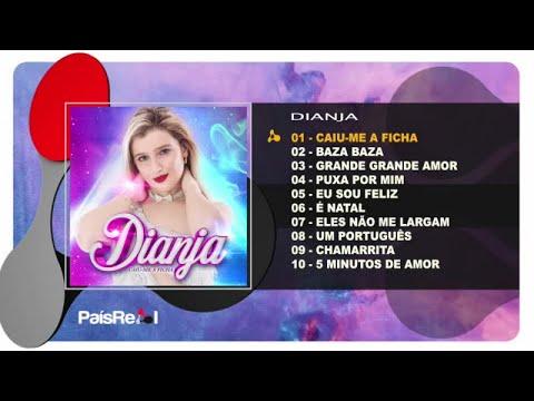 Dianja - Caiu-me A Ficha ( Full Album)
