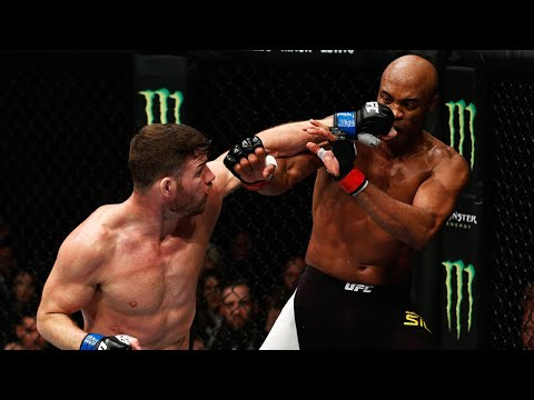 UFC Fight Night 84: Майкл Биспинг vs Андерсон Силва - видео