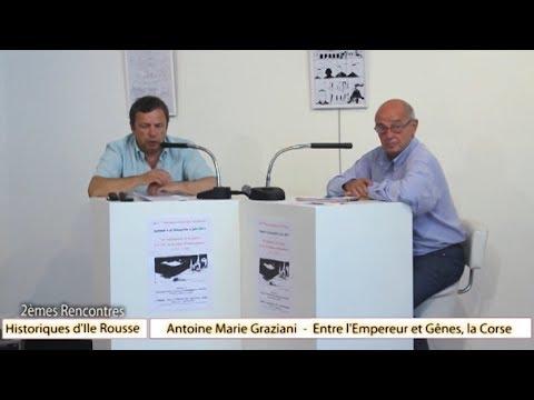Vidéo de Antoine-Marie Graziani