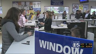 Real ID Application Process Opens At DMV Offices