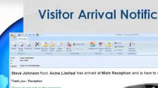 Visitor, Contractor and Induction Management video