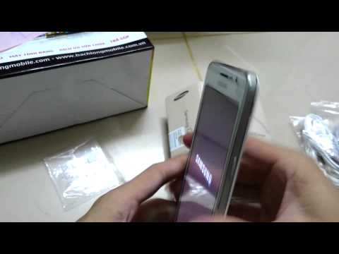 Đập hộp Samsung Galaxy Grand Prime G531 (Android 5.1.1)