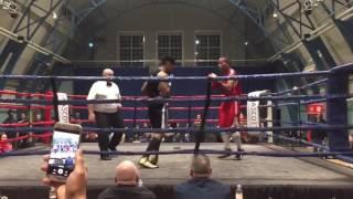 Amar Kayani vs Josh Adewale (Round 3) Amateur Middleweight Division