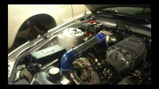 Buick Eaton M90 supercharger - How to pulley removal +