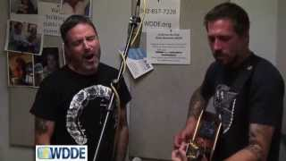 Boy Sets Fire - My Life in the Knife Trade (Acoustic) Live at WDDE 91.1 FM