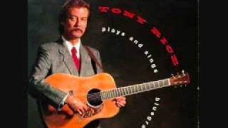 Tony Rice ~ I Wonder Where You Are Tonight