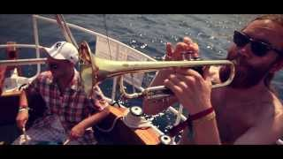 Riot Jazz Brass Band - Corn on the Cob [Official Music Video]