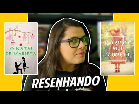 Vai que é sua, Marieta + Conto de Natal - Alessandra Morales | Resenhando