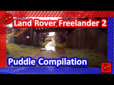 Splashing Through Puddles (Compilation 4)