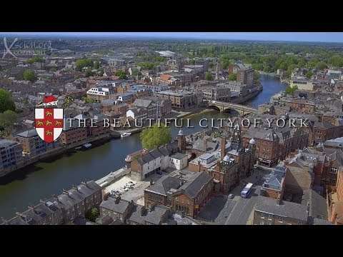 The Beautiful City Of York, England Mp3