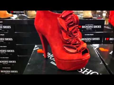 Biondini Shoes, Hunsrücken Str.37, 40213 Düsseldorf Altstadt Rote Sexy Schuhe