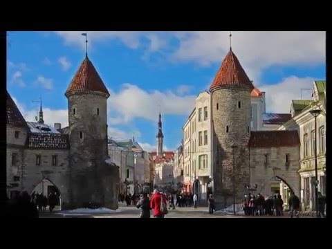 Таллин   город моего прошлого