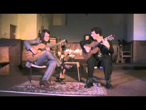 Nutcracker Chinese Dance, 'Tea' (Duo Symphonious)