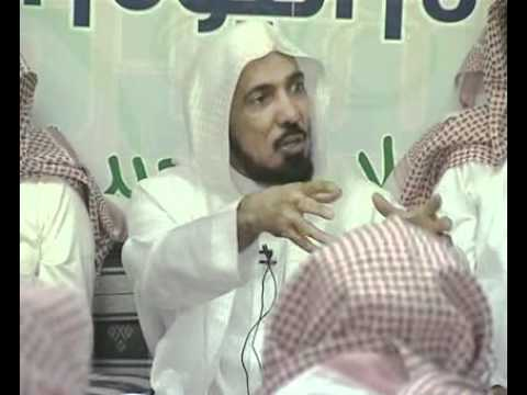 معايدة الشيخ سلمان العودة – القصيم شوال 1431هـ