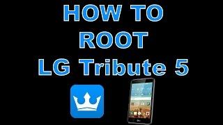SIM Unlock Service LG TRIBUTE HD LS676 Sprint Boost Virgin - Video