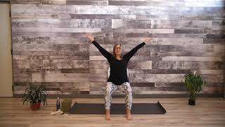 Protected: February 24, 2021 – Monique Idzenga – Chair Yoga