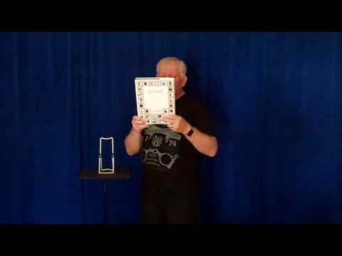 The Amazing Locked and The Book Test Book by Jim Kleefeld (2)