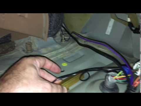 Turn signal LED resistor Ford Probe