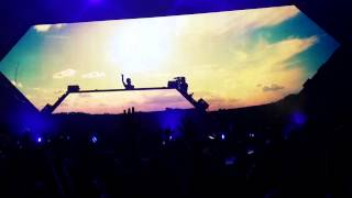 Avicii - Hey brother - Paris Bercy - 14 Février 2014 - Intro