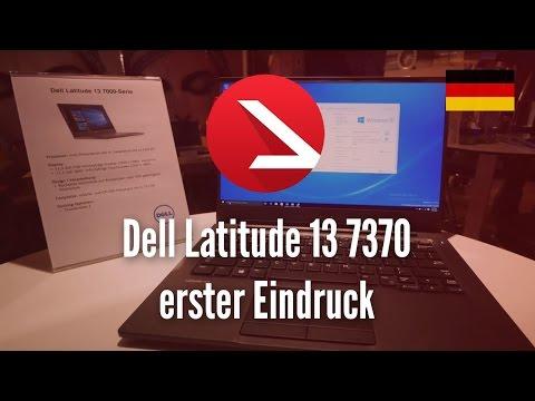Dell Latitude 13 7370 erster Eindruck [4K UHD]
