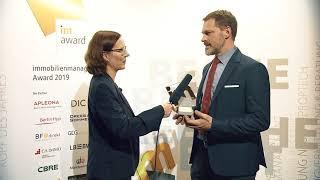 immobilienmanager-Award 2019: Siegerinterview Kategorie Stadtentwicklung