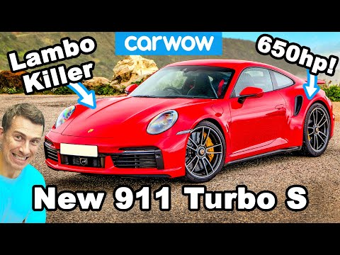 This is the quickest Porsche 911 EVER!