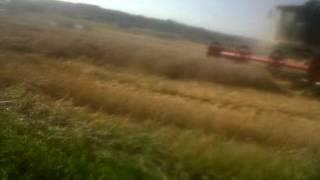 preview picture of video 'claas lexion 420 et case cvx 150 lemken 9 a  vendome'