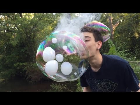 Amazing Vape Bubble Compilation