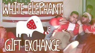 White Elephant Gift Exchange - David Lopez and Josh Darnit