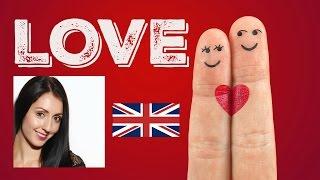 LEARN ENGLISH / ENGLISH LESSON / BRITISH ENGLISH LIVE: LOVE
