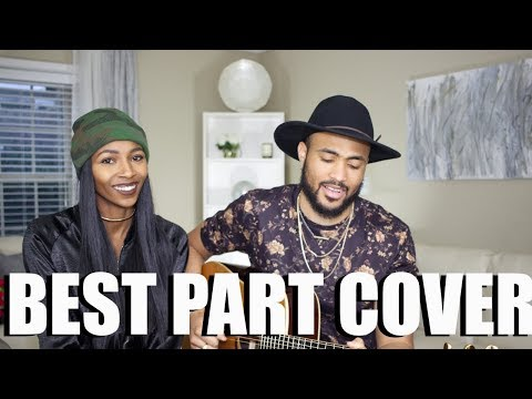 Best Part (Feat. H.E.R.) - Daniel Caesar (Acoustic Cover) By Will Gittens X Brennae DeBarge