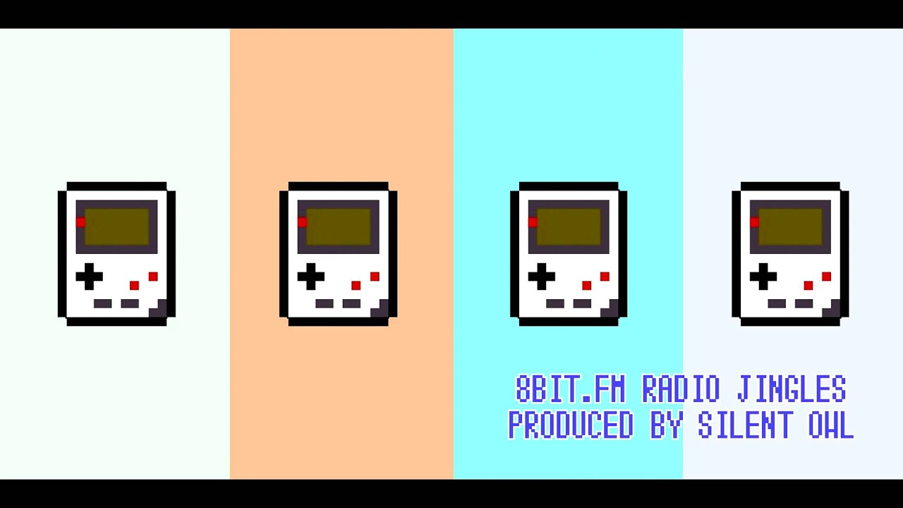 Internet radio 8 bit