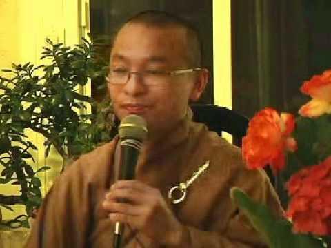 Triết Lý Về Đất (Phần 3-3) (20/06/2007) Thích Nhật Từ