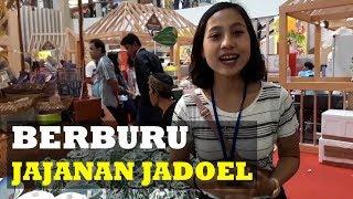 Rindu Jajanan Jadoel? Kamu Wajib Datang ke Kampoeng Legenda di Mal Ciputra Jakarta
