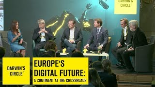 Europe's Digital Future: A Continent at the Crossroads | moderated by Jeff Jarvis