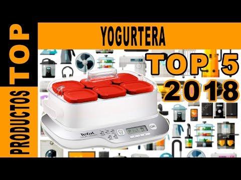 ✅ Yogurtera - Top 5 Mejores Yogurteras Eléctricas 2019 (Guía de compra)